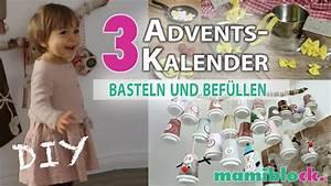 Weihnachtskalender Zum Befüllen : 3 adventskalender basteln und bef llen diy mamiblock youtube ~ A.2002-acura-tl-radio.info Haus und Dekorationen