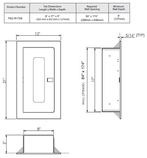 hose cabinets marfab metal products inc