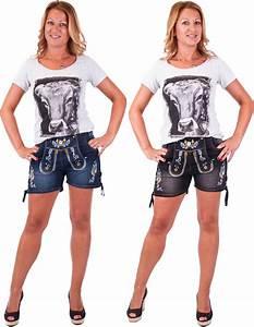Blau Und Schwarz Kombinieren : damen trachten jeans lederhose kurz modell gina in blau und schwarz neu damen lederhosen ~ Buech-reservation.com Haus und Dekorationen