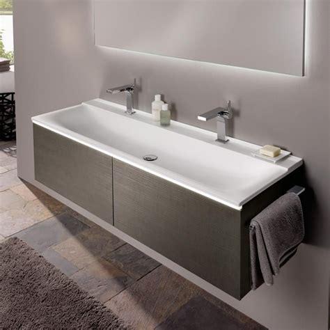 Waschtisch Zwei Waschbecken by Keramag Xeno 178 Waschtisch B 160 H 48 Cm Ohne 220 Berlauf