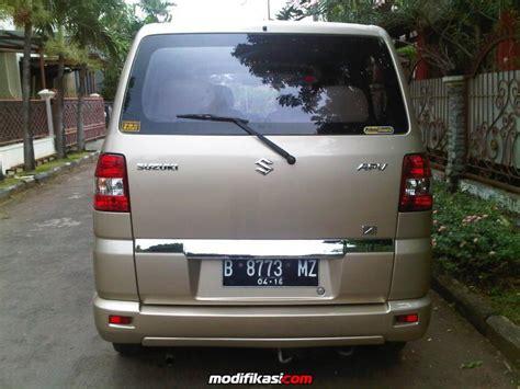 Modipikasi Apv 2013 Warna Hitam by For Sale Suzuki Apv Type X Chagne 2006 Dp Ringan
