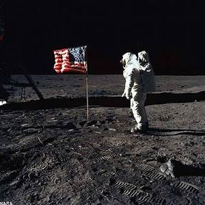 Is the Apollo 11 Moon Landing Flag Still Standing?
