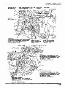 2005 Honda Trx500 Fe Fourtrax Foreman 4x4 Es Service