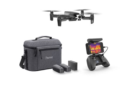 parrot anafi thermal specialists  drone sales aerial services