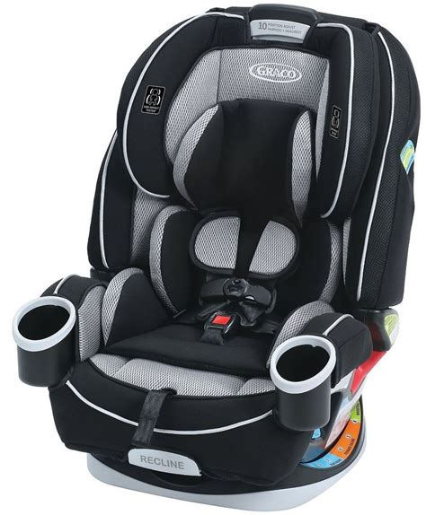 Car Seats by Graco Baby 4ever All In 1 Convertible Car Seat Infant