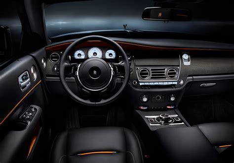 Rolls Royce Dawn Black Badge Interior 4k Hd Cars 4k