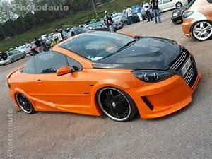 Image Voiture Tuning : peugeot 307 cc orange ~ Medecine-chirurgie-esthetiques.com Avis de Voitures