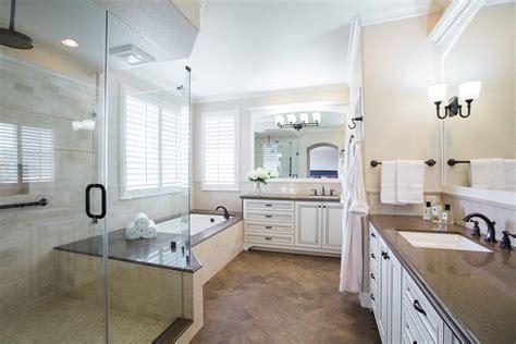 creating  spa  bathroom case designremodeling