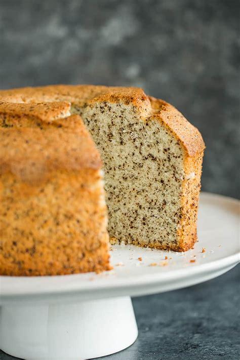 chocolate chip chiffon cake brown eyed baker