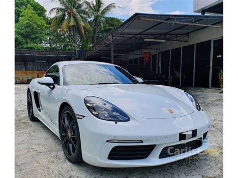 White 2018 718 cayman gts. Porsche 718 2018 Cayman 2.0 in Selangor Automatic Coupe White for RM 539,000 - 6044139 - Carlist.my