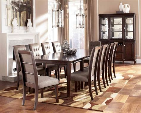 10 chair dining room set dining room 10 chairs 187 dining room decor ideas and 7257
