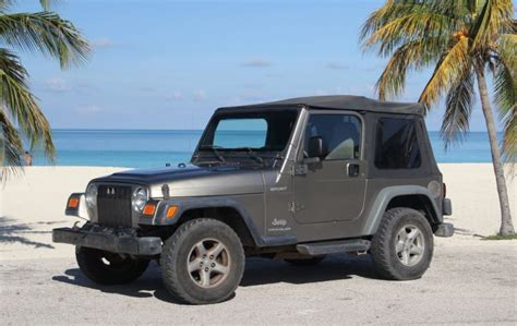Aruba Jeep Rental