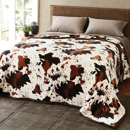 Cowhide Blanket by Cowhide Blanket Innovations