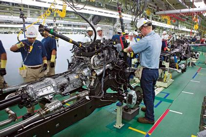 toyotas kentucky assembly plant   power
