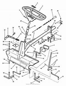 Snapper M301021be  84581  30 U0026quot  10 Hp Rear Engine Rider  U0026quot M U0026quot  Series 21 Parts Diagram For Front End