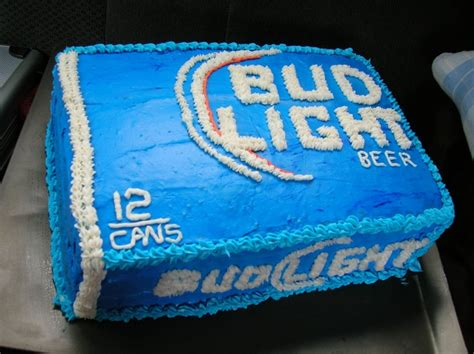 bud light cake bud light cake cakes i ve made bud light