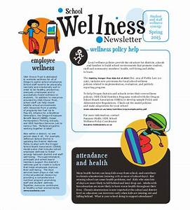 nutrition newsletter templates nutrition ftempo With health and wellness newsletter template