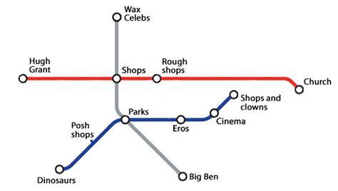 london underground  alternative tube maps news