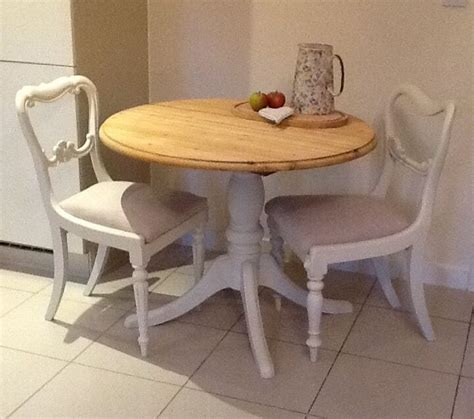 small  pine dining table kitchen table  chairs
