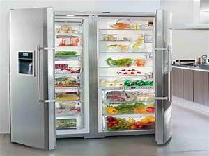 Appliances Gadget Full Size Refrigerator And Freezer