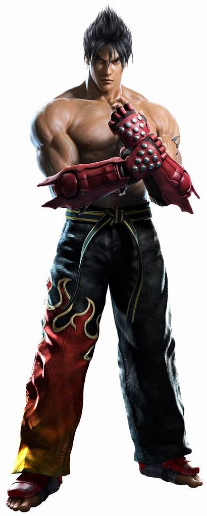 Jin Kazama Fandom Characterprofile Character Latest