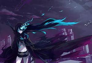 Black Rock Shooter Wallpaper and Background | 1680x1160 ...