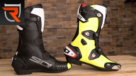 Sidi Mag-1 Motorcycle Boots Product Spotlight Review