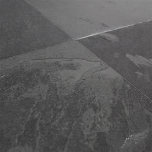 carrelage ardoise naturelle noire montauk 60x60 cm With carrelage sol ardoise