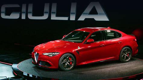 Alfa Romeo It the new alfa romeo giulia the engine and rear