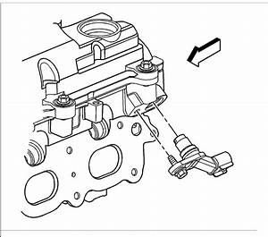 2007 Chevy Hhr Camshaft Position Sensor Location  Chevy  Wiring Diagram Images