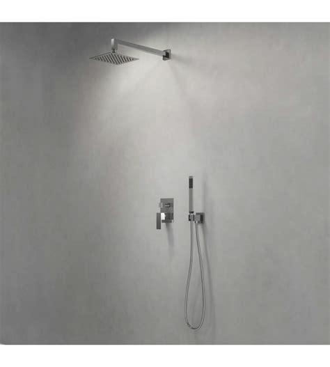 doccetta doccia pacchetto miscelatore doccia incasso con deviatore braccio