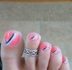 Of summer hand and toe nail art design ideas step by