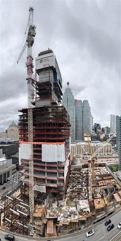 Cibc Toronto Square Tower Skyline