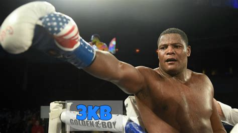 Luis Ortiz Livid Ruled Out Joshua Replacement