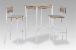 Haute Table De Bar : tabouret table haute bar ~ Edinachiropracticcenter.com Idées de Décoration