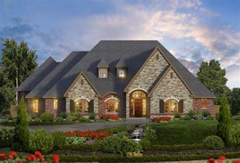 lovely european style house plans  beautiful  story