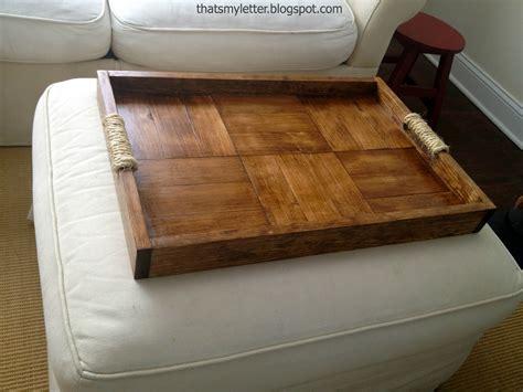 trays for ottomans diy ottoman tray jaime costiglio