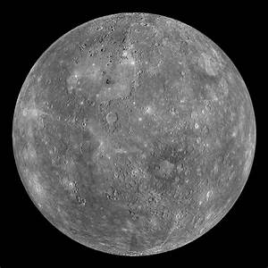 Mercury, the innermost planet in the Solar System | Anne's ...