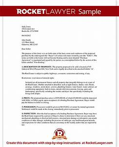 intent to purchase real estate letter with sample With letter of intent for real estate purchase template