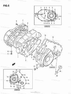 32 2005 Suzuki Eiger 400 4x4 Parts Diagram