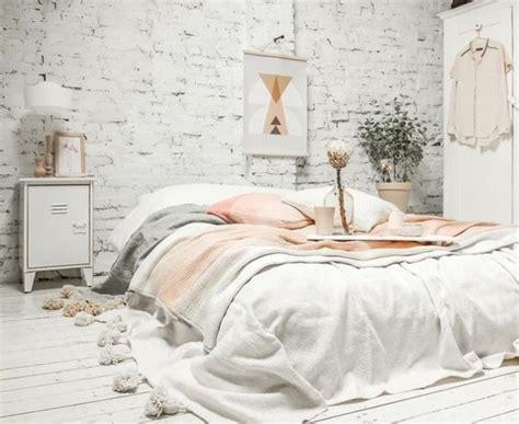 chambre a coucher femme 1001 idées pour une chambre scandinave stylée