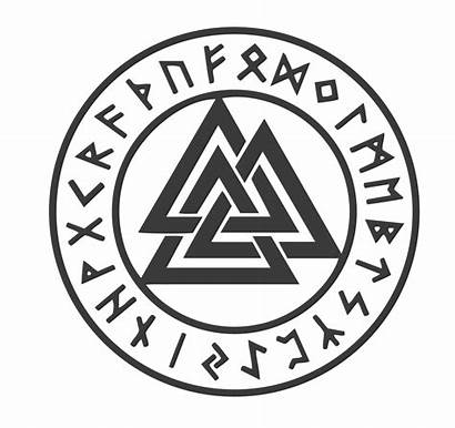 Valknut Meaning Odin Symbol Norse Mythology Symbols