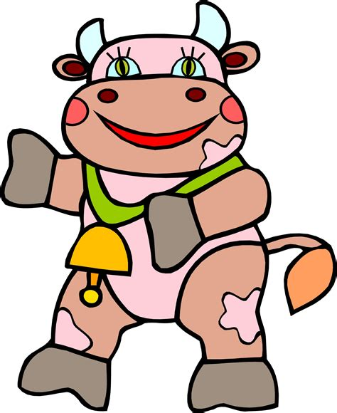 Free Cow Cartoon Images Download Free Clip Art Free Clip