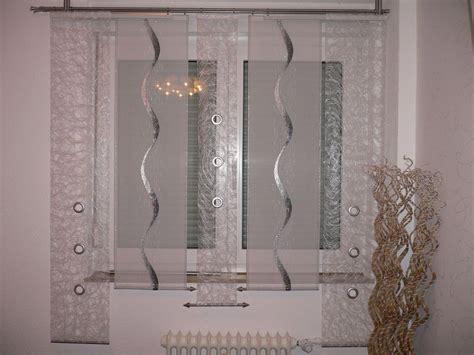 Wie Bekomme Ich Gardinen Weiß by Wundersch 246 Nes Gardinen Set In Der Farbe Wei 223 Silber Die