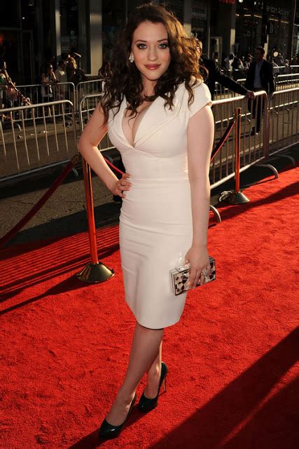 Kat Dennings The Premiere Thor Hot News