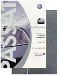 vw volkswagen owners manual passat wagon