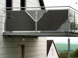 balkone rm metallbau gmbh cokg With französischer balkon mit gartenzaun metall grau