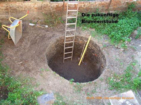 Zisterne Und Brunnen Im Garten by Betonzisterne Selber Bauen Zisterne Selber Bauen