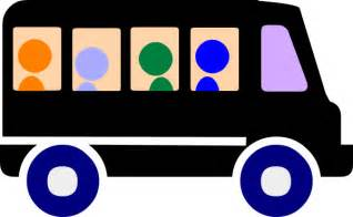 School Buses Clip Art