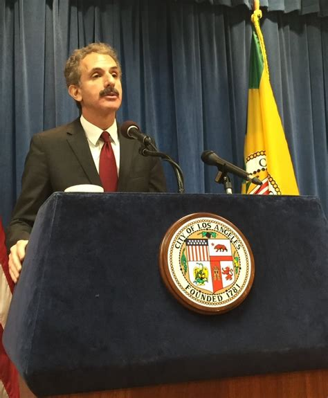 los angeles city attorney mike feuer achieves historic